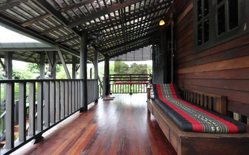 HS012 – Outstanding modern house in Nam Prae, Hang Dong