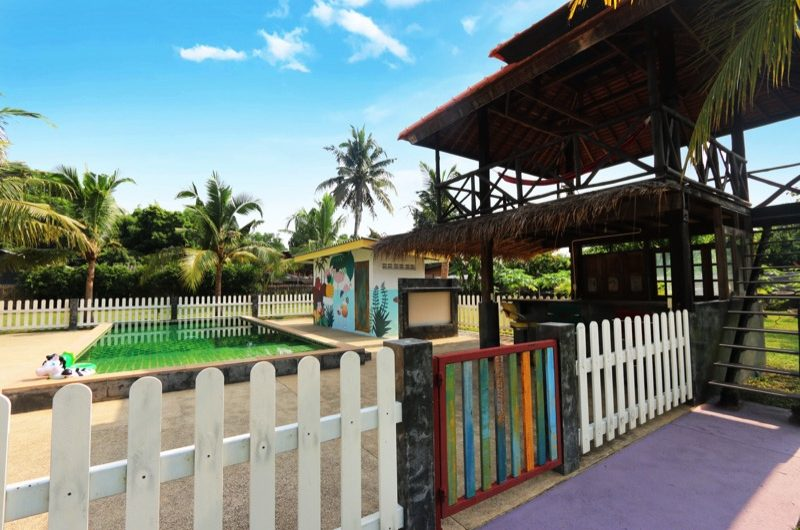 HS024 – A family paradise property for sale in Saraphi