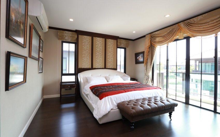 HS015 – Superb 4 bedroom house for sale at Setthasiri Sansai