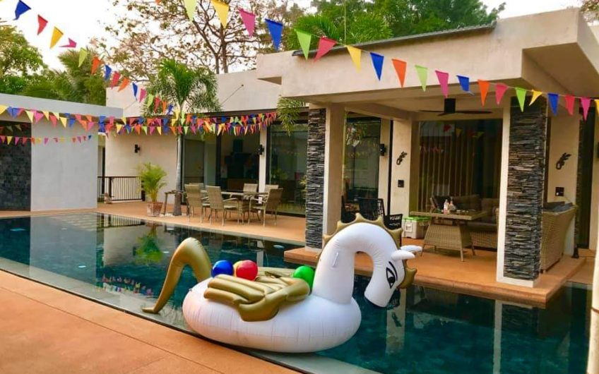 HS039 – Gorgeous modern house in Doi saket