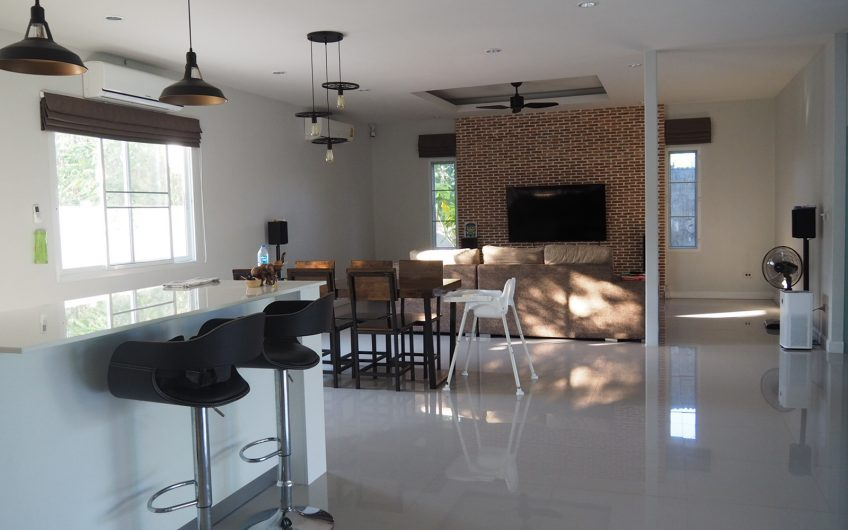 HS036 – New renovate House in saraphi