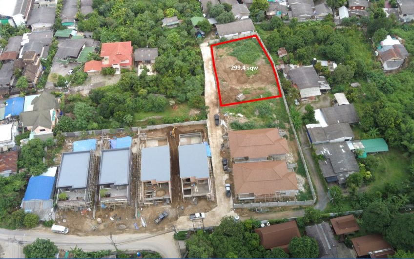 LS003 – Land for sale in the city